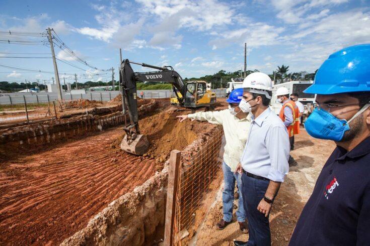 Obras, infraestrutura, empregos
