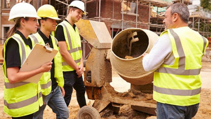 Cursos de qualificação, cursos gratuitos, construção civil