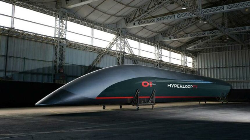 Eletrobras - energia renovável - Saiba mais sobre o novo transporte de alta velocidade movido a energia renovável que viaja por meio de levitação magnética na nova parceria entre Eletrobras e HyperloopTT