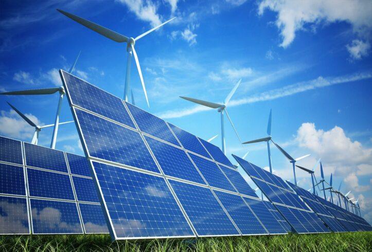 Investimento, energia solar, energia eólica