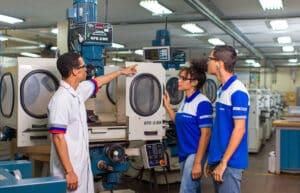 Senai, Pernambuco, cursos técnicos