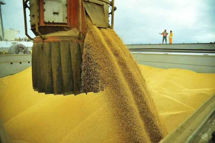 Agro, exportações, soja