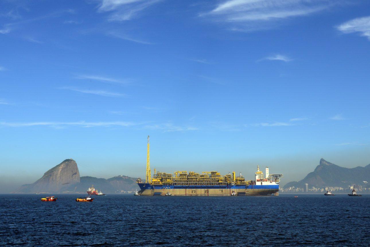 FPSO, Petrobras, Bacia de Santos, Búzios