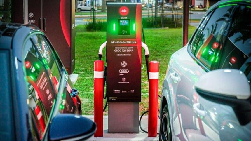 carros elétricos - governo - veículos