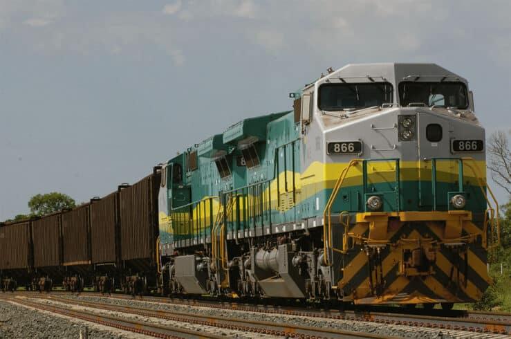 Ferrovias, infraestrutura, congresso