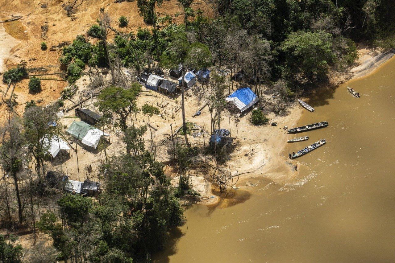 Governo Federal - mineração - indígenas