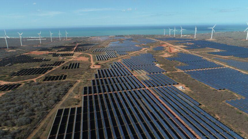 Focus - usina - energia solar - Bahia