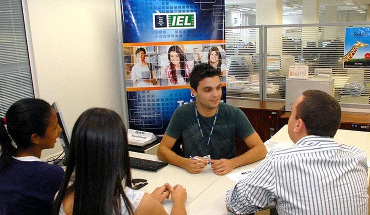 IEL - cursos gratuitos - estágio