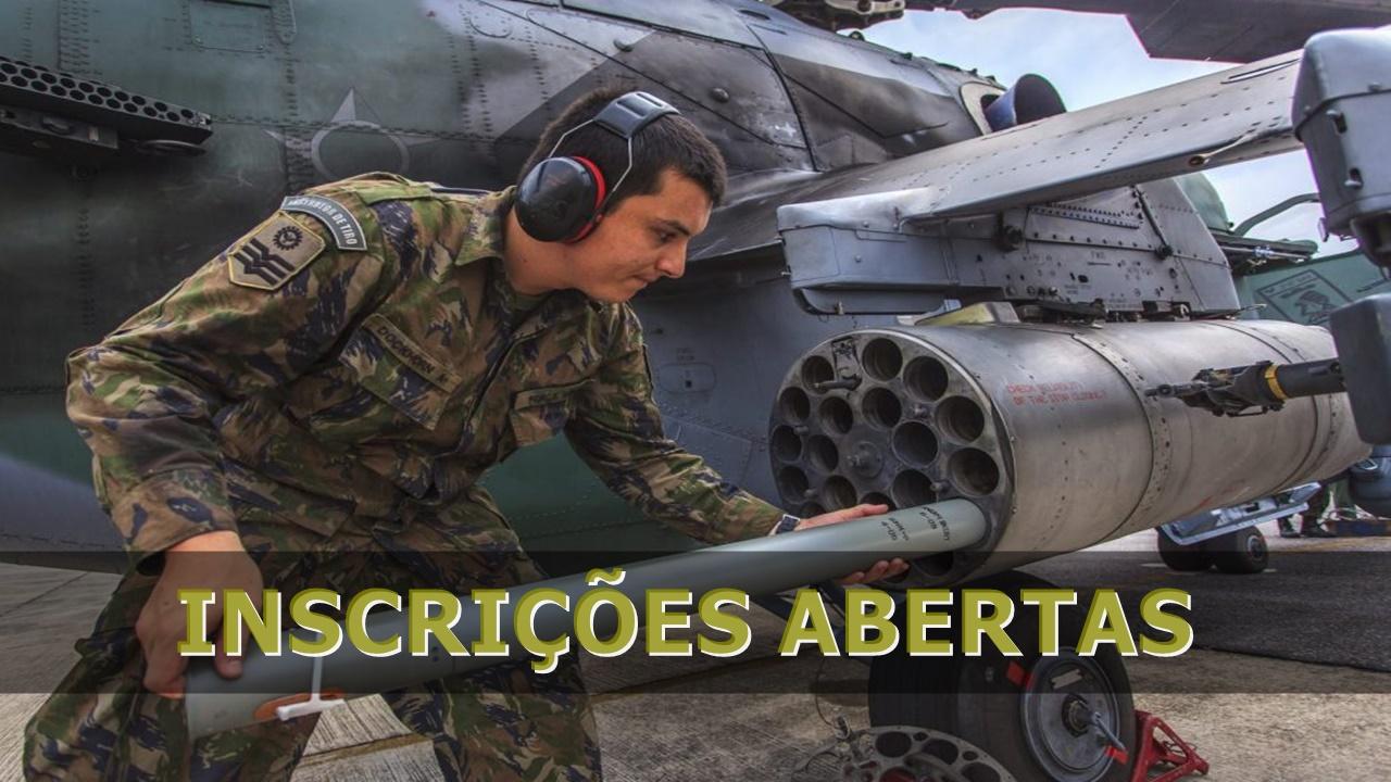 Aeronáutica - vagas - ensino médio - concurso - sargento
