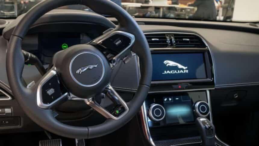 Carros elétricos - Jaguar - CO