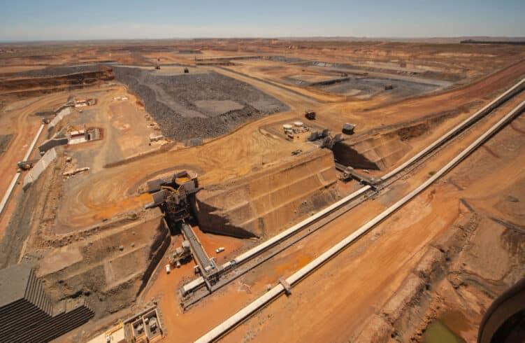 Ore investments - mineração - investimentos