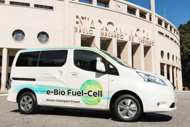 Nissan - USP - etanol