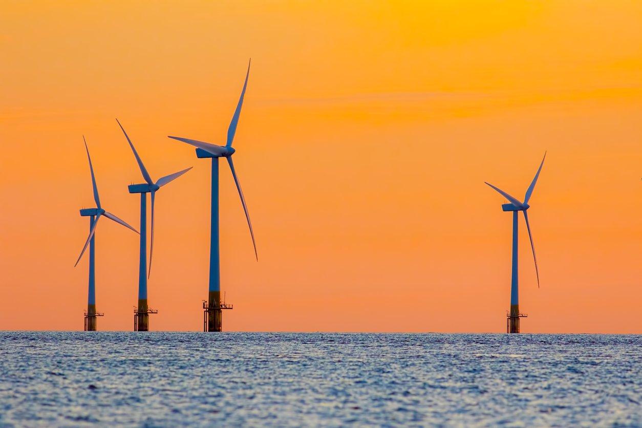 Energia eólica, offshore, energia