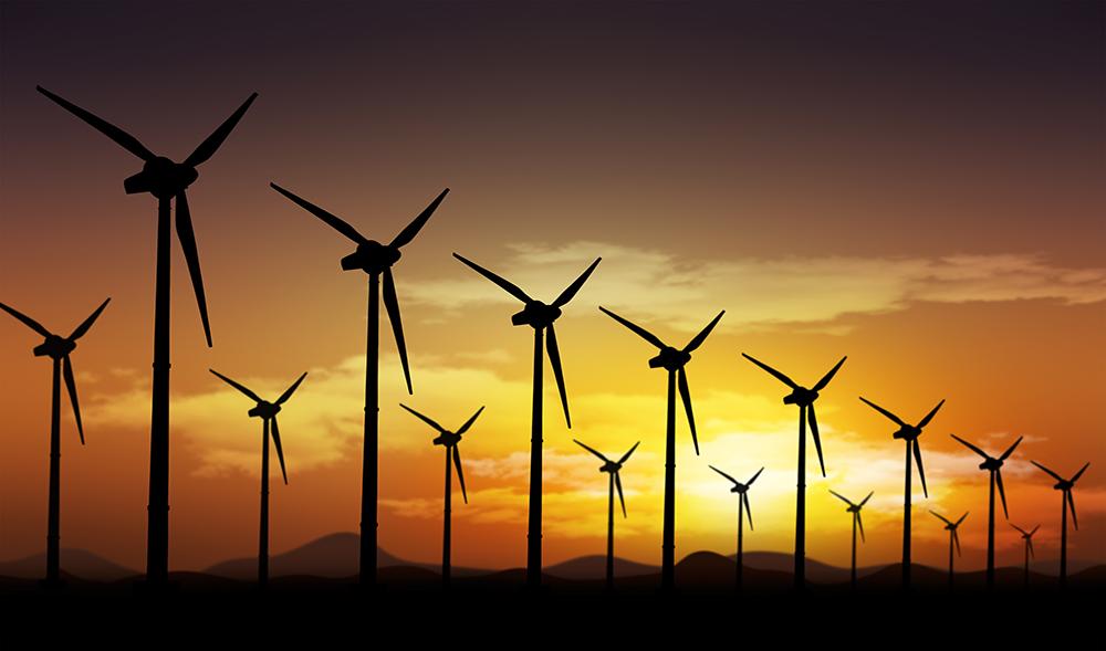 Energia eólica, energia