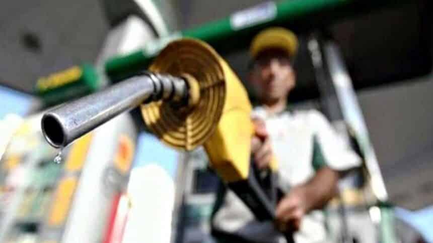 gaolina - preço - diesel - combustíveis - vagas