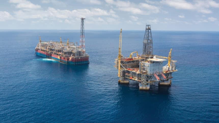 ExxonMobil, Bacia de Campos, perfuração
