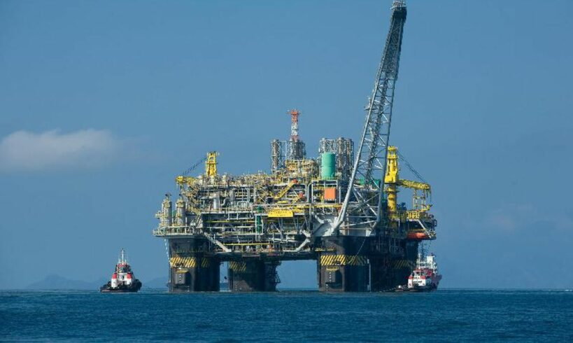 petróleo, gás natural