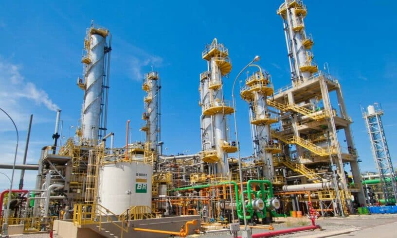Grupo Ultra, Petrobras, refinarias