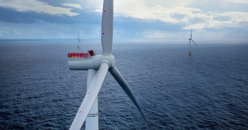 Senador - energia eólica - offshore