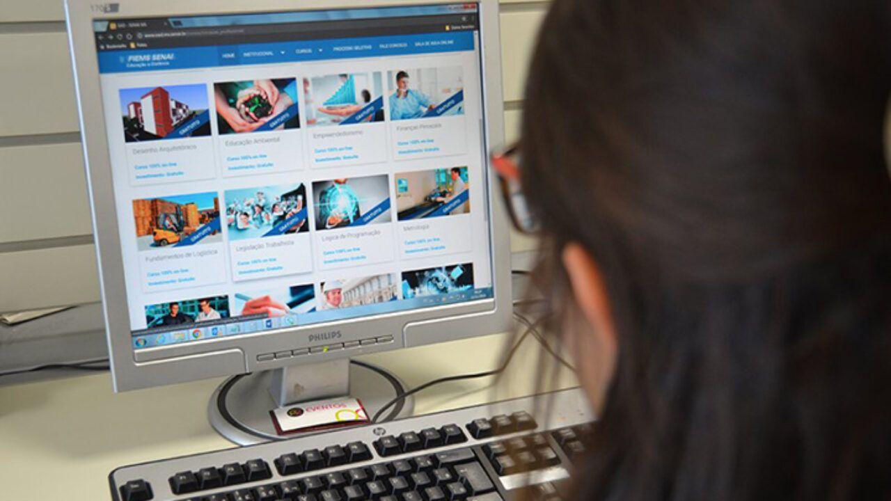 Sesi, cursos online, cursos gratuitos