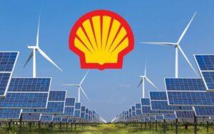 renováveis, Shell