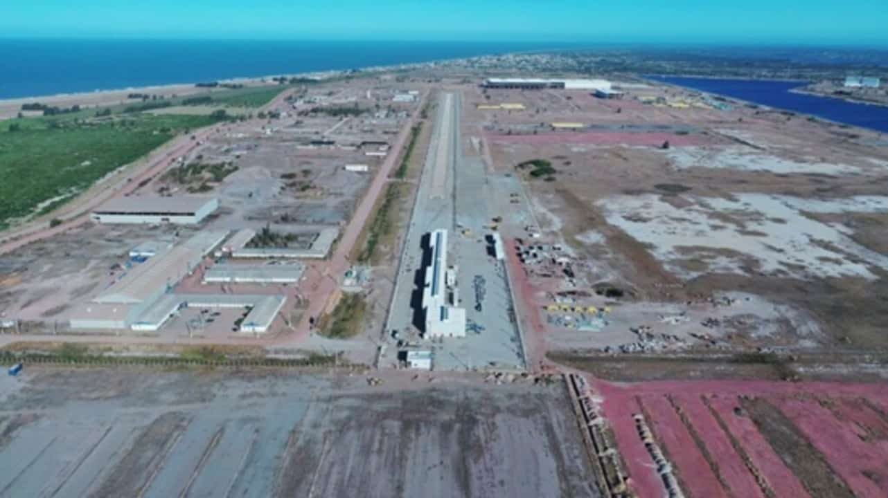 TechnipFMC - Porto do Açu - campo de mero