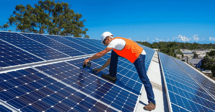 Empregos, usinas solares, Ceará