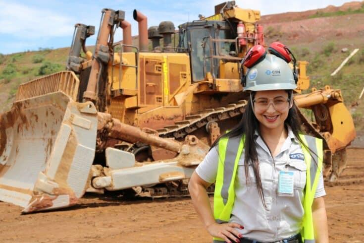 Mineração, vagas de emprego, mecânico