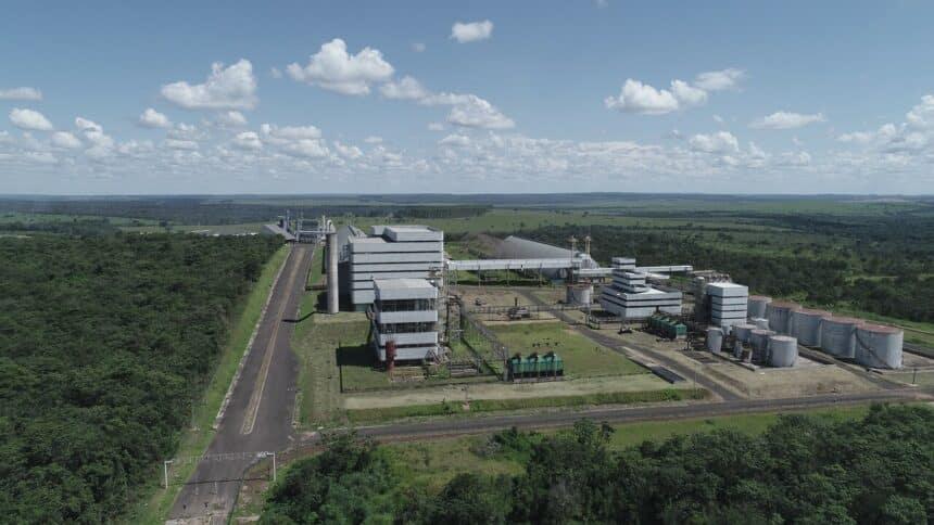 Usina - biodiesel - MT