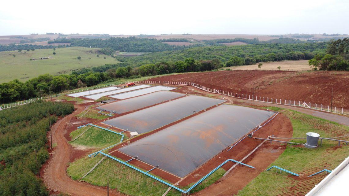 Biogás, energia elétrica energia