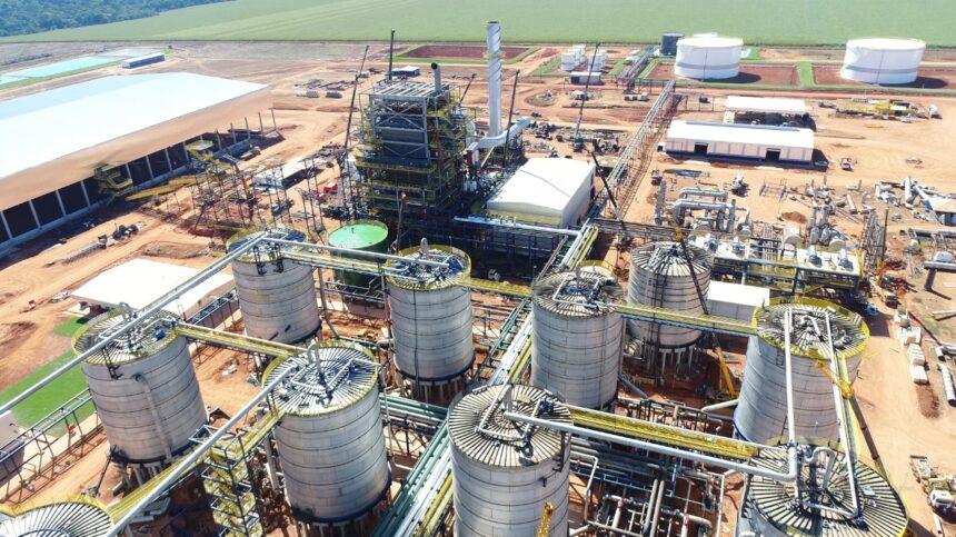 Usina, etanol, Mato Grosso do Sul