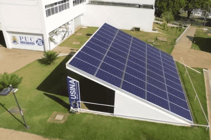Usina, energia solar, São Paulo
