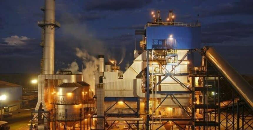 usina - termoelétrica - Pará