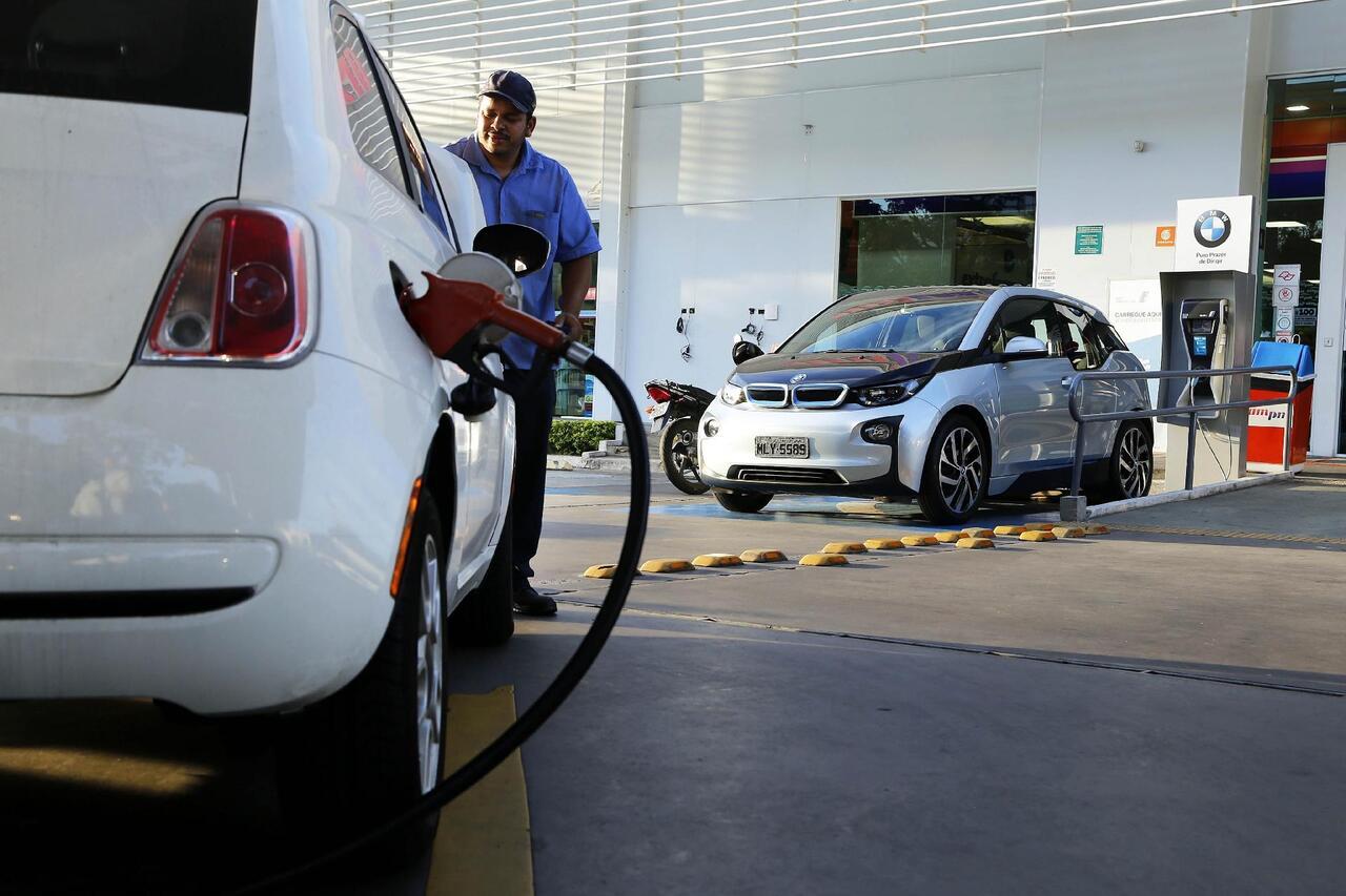 Volkswagen - carro elétrico - etanol