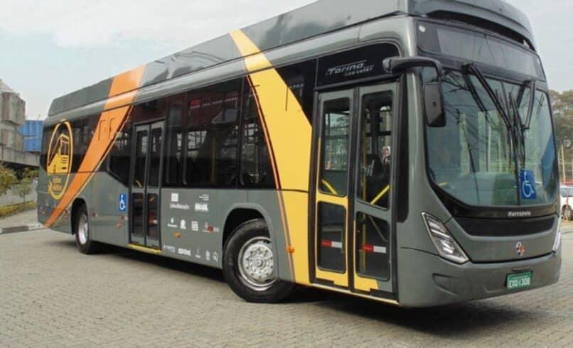 Ônibus solar - WEG - combustível