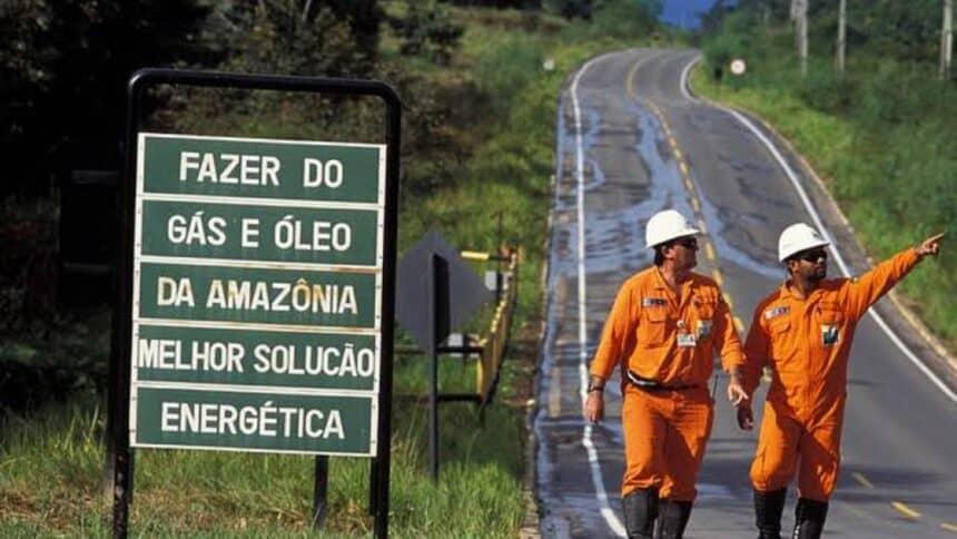Amazonas - urucu - Petrobras - Eneva