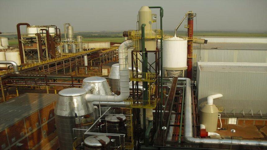 etanol - usina - ms - vagas