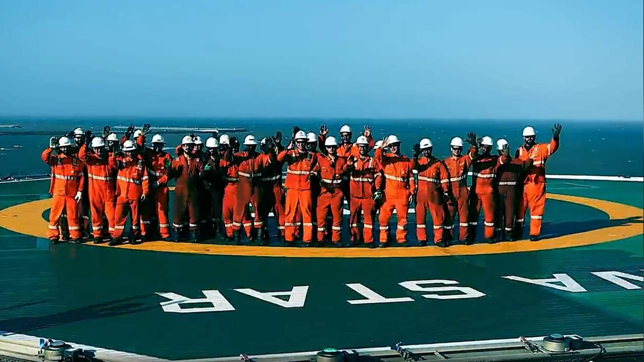 vagas offshore - rio das ostras - rio de janeiro - vagas - emprego - Constellation - óleo e gás