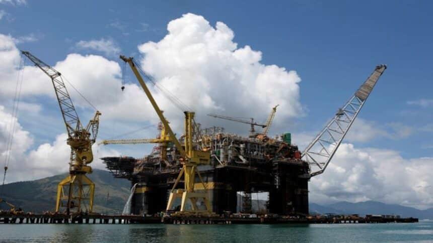 construção naval - plataformas - petrobras - emprego