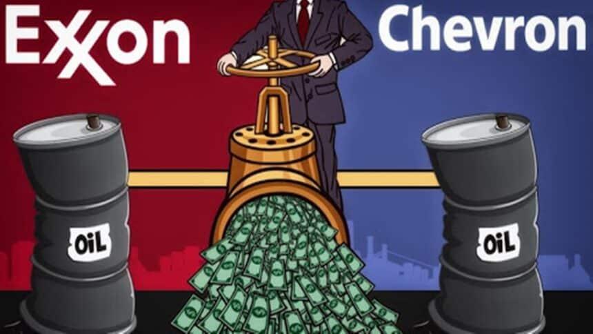 Chevro - Exxon - petróleo