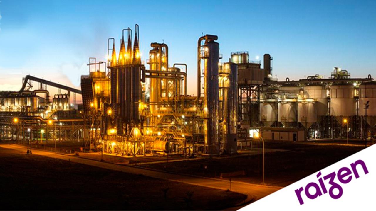 etanol - raízen - shell - usina - bioserv