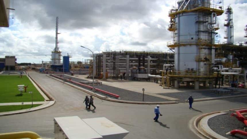 Petrobras - licitação - gás - espírito santo