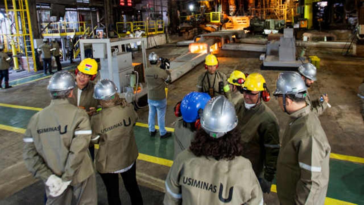 emprego - siderúrgica - usiminas - mg - vagas