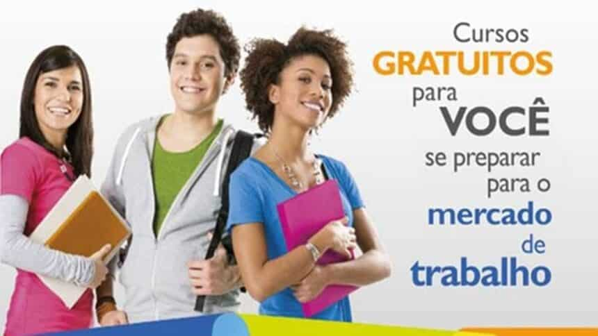 vagas - bahia - cursos gratuitos - qualificação profissional
