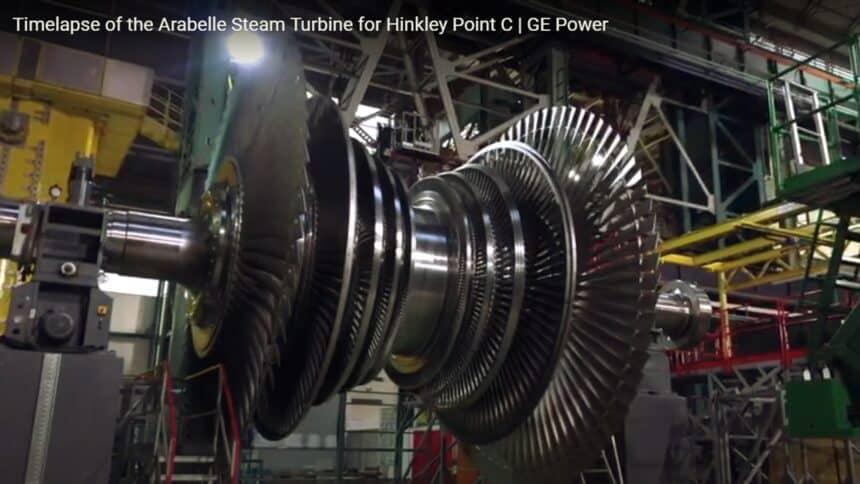 general electric - vagas - emprego - fábricas - turbina a vapor - inglaterra