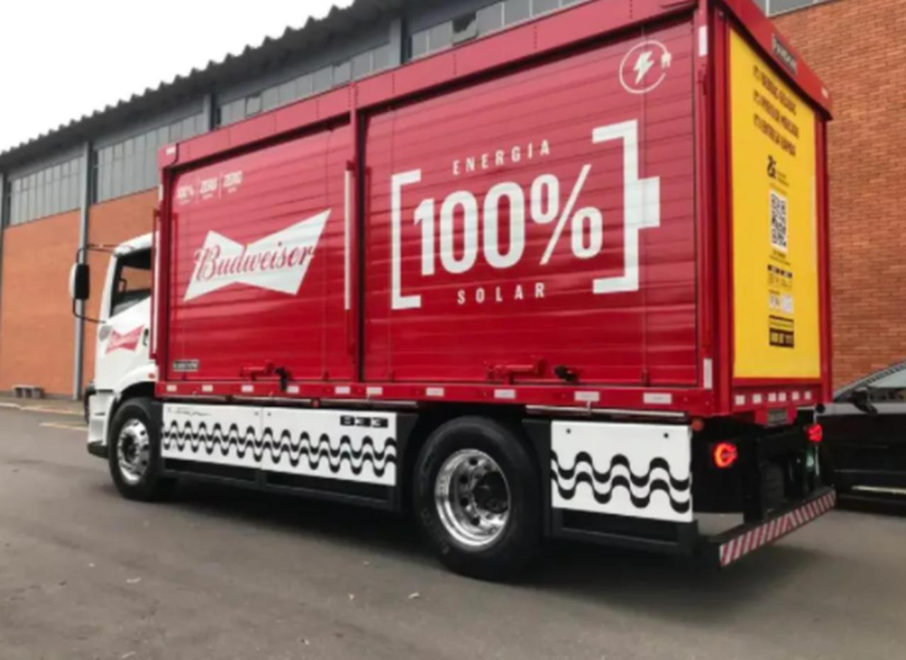 Amve- caminhões elétricos - caminhões