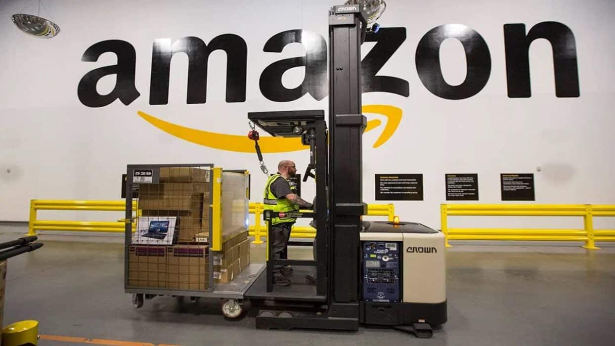 Amazon - estágio - vagas - emprego - são paulo - sem experiência