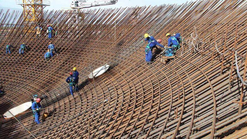 andrade gutierrez - vagas - emprego - construção civil - são paulo