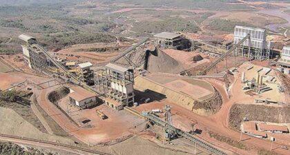 Anglo american - investimentos - Minas-RIo