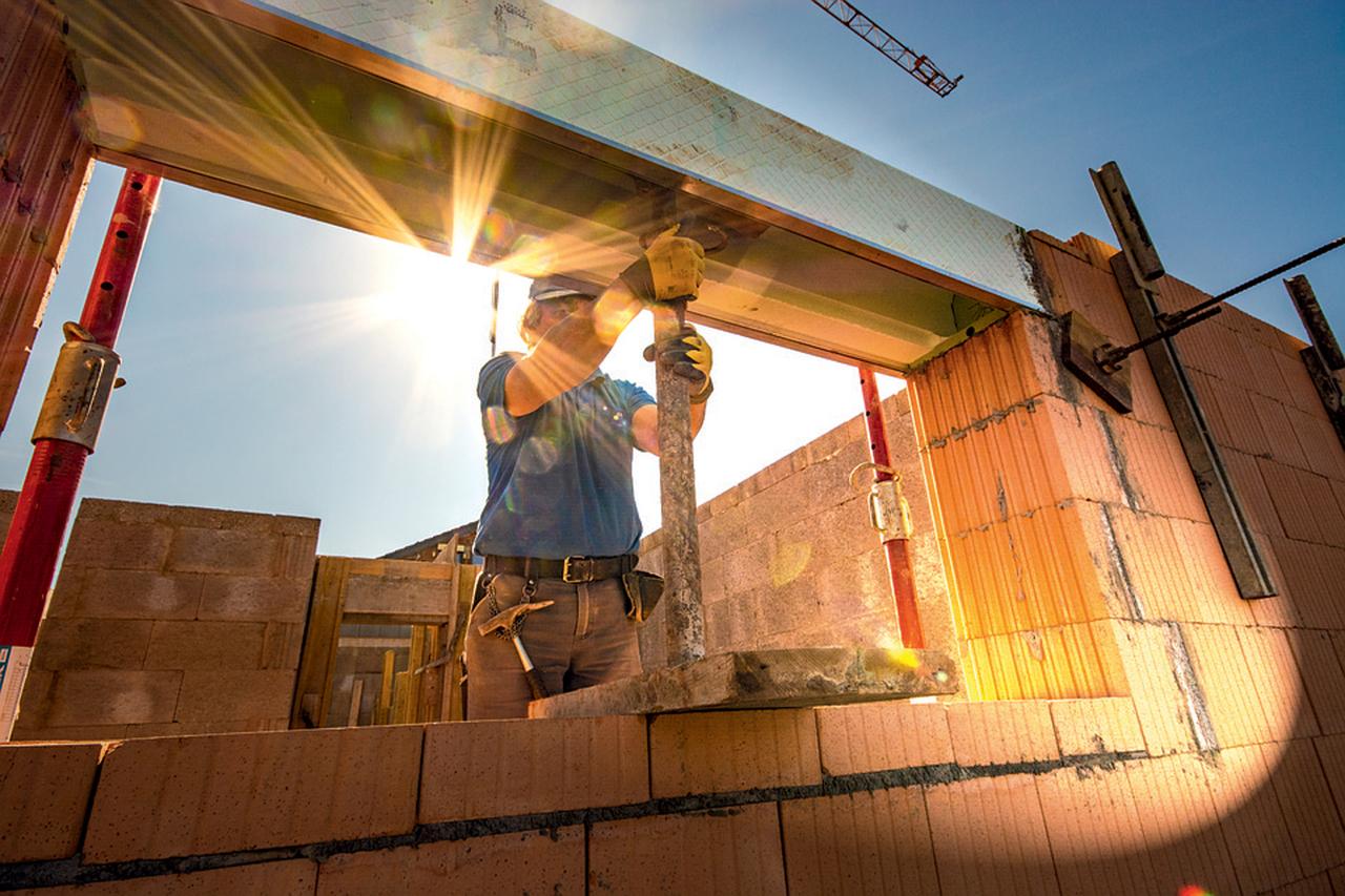 construção, emprego, estágio